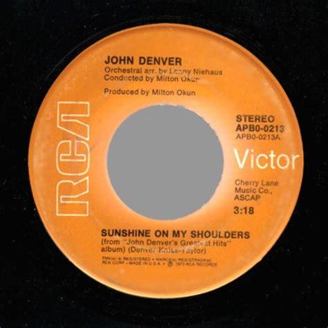 Denver Records Denver Records Lps Vinyl And Cds Musicstack