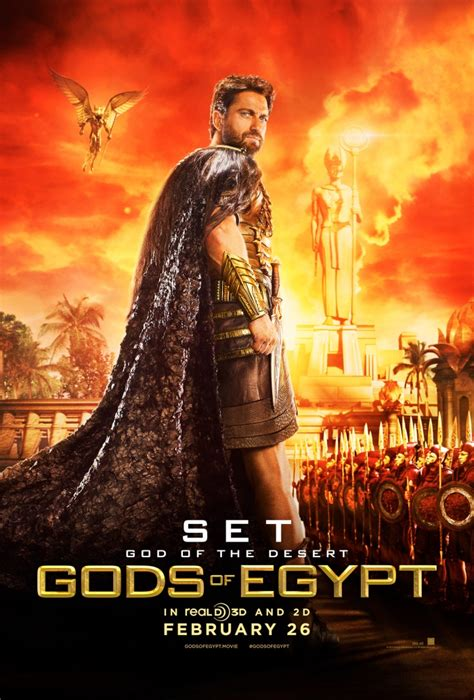 gods  egypt  trailer release date cast plot