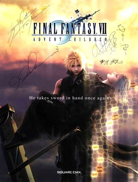 film anime final fantasy 101 best images about anime on pinterest