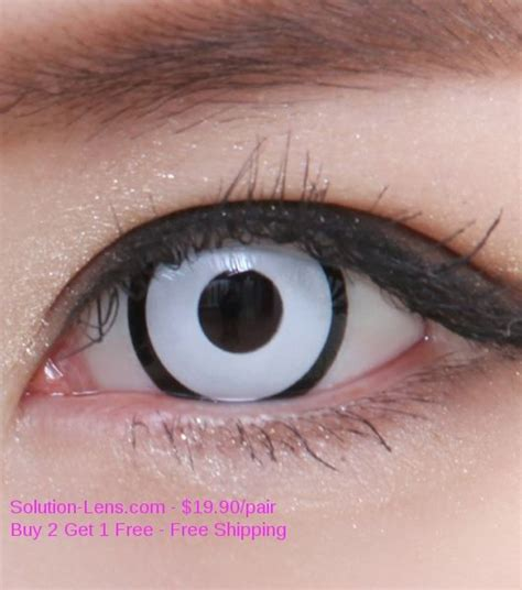 white colored contacts 1000 ideas about eye contacts on light blue