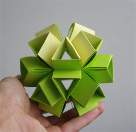 3d Geometric Origami - 108 best images about kusudama 3d modular origami on