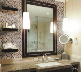 small bathroom backsplash ideas 20 eye catching bathroom backsplash ideas