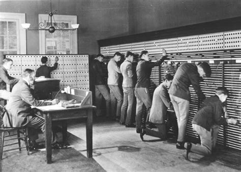 when phone operators were unruly boys the atlantic