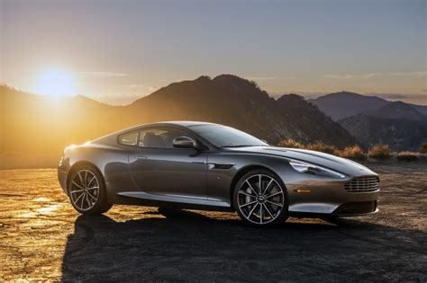 Aston Martin Initiation: Driving The 2016 Lineup