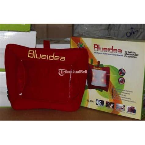 Bantal Pijat Punggung Blueidea Shiatsu Cushion bantal pijat infrared blueidea cushion bantu atasi derita sakit punggung jakarta timur