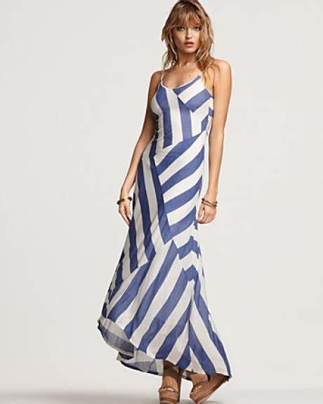 light blue and white striped maxi dress blue and white striped maxi dresses