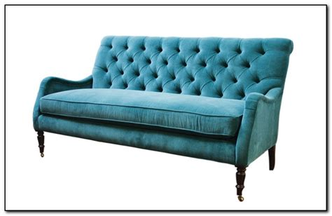 peacock blue loveseat peacock blue velvet sofa download page home design ideas