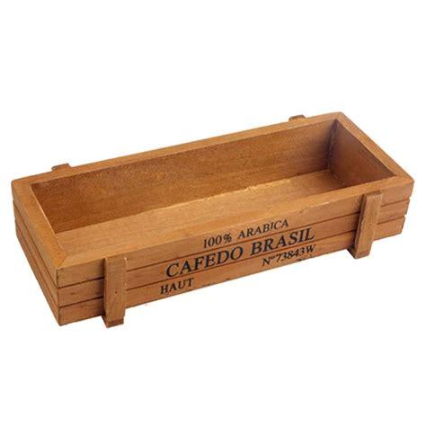 2018 aslt retro wooden multifunctional storage desk box