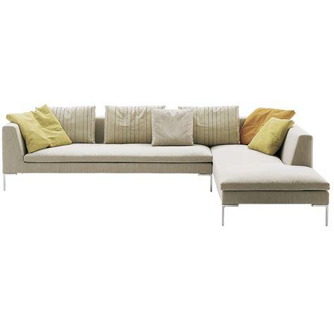 b b italia ch228 charles sofa