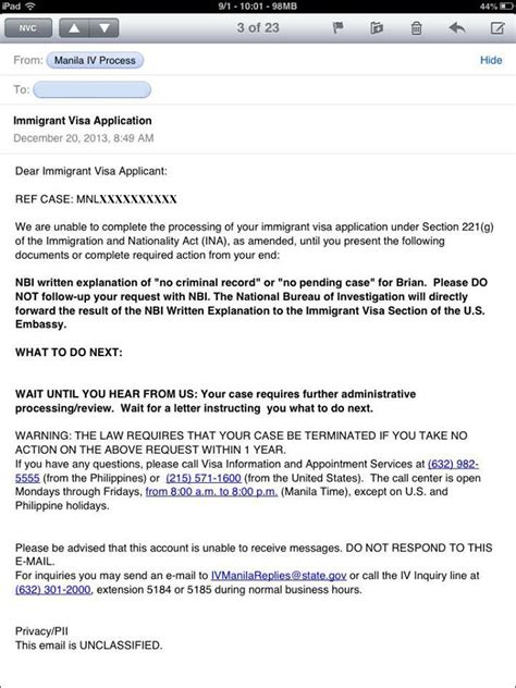 Us Passport Criminal Record Nbi Letter Of Explanation Us Embassy And Consulate