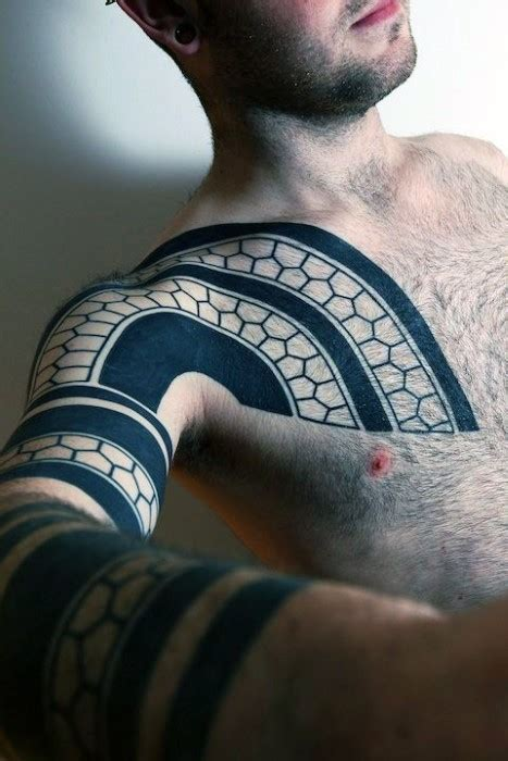 detailed tribal tattoos tribal style black and white detailed geometrical