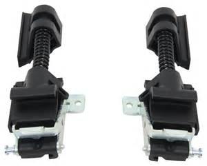Tonneau Cover Parts Latch Replacement Dual Latch Kit For Truxedo Truxport Soft Roll