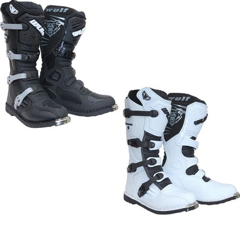 best motorcycle track boots wulf track star motocross boots boots ghostbikes com