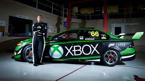 Forza and Marcos Ambrose Team Up for Sydney NRMA 500