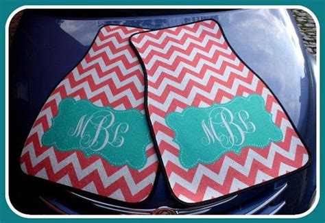 Monogramed Floor Mats by Monogrammed Car Mats Personalized Car Mats Design Your
