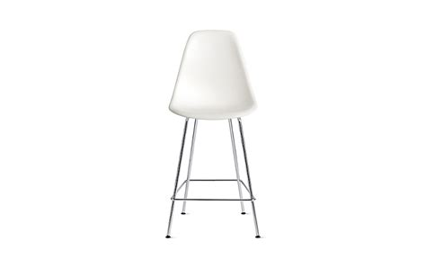 Eames Molded Plastic Stool by Eames Molded Plastic Stool Counter Height Herman Miller