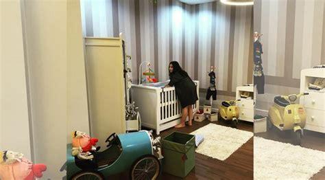 Kereta Dorong Bayi Kate Middleton intip kamar mewah bayi laki laki raffi ahmad dan nagita