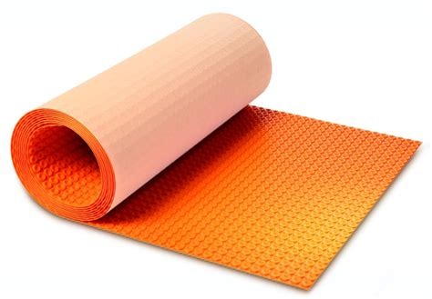 How Thick Is Ditra Mat by Schluter Systems Ditra Heat Sheet Uncoupling Membrane Dh5