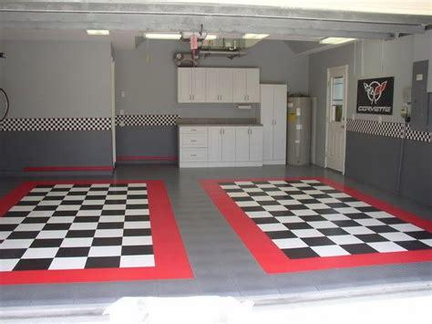 garage floor designs racedeck garage flooring products i love pinterest