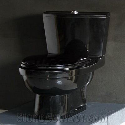 bathroom with black toilet wellest china black granite toilet bowl stone closestool