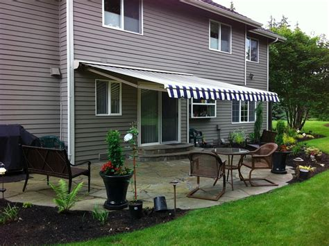 Retractable Awnings For Decks And Patios Retractable Awnings For Your Deck And Patio American
