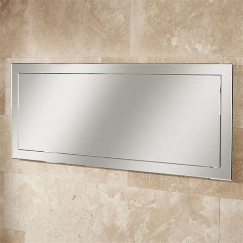small bathroom mirrors uk hib isis bathroom mirror 77295000 at victorian plumbing uk