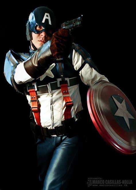 Captain America 02 captain america 02 by marcocasillas on deviantart