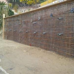 ferraillage mur de soutenement 4933 ferraillage mur de soutenement question mur de