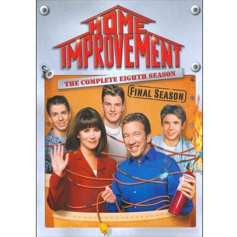 home improvement the complete eighth season