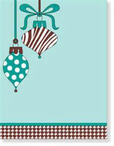 Tropical Themed Photo Christmas Cards - christmas writing paper christmas writing papers for
