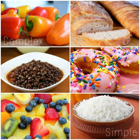 carbohydrates simple simple carbohydrates exles www imgkid the image