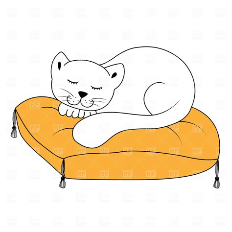 cat on chair drawing sofa clipart cat pencil and in color sofa clipart cat