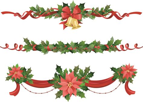 christmas decorations free vectorpack download