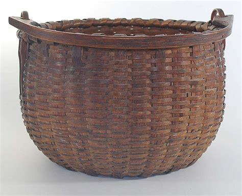 swing basket antique swing handle basket taconic from