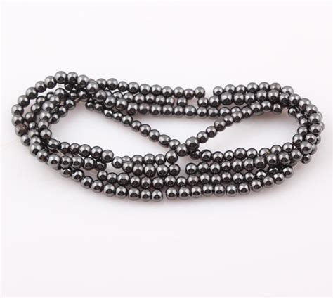 4mm Hematite Magnet cheap sale 4mm magnetic hematite