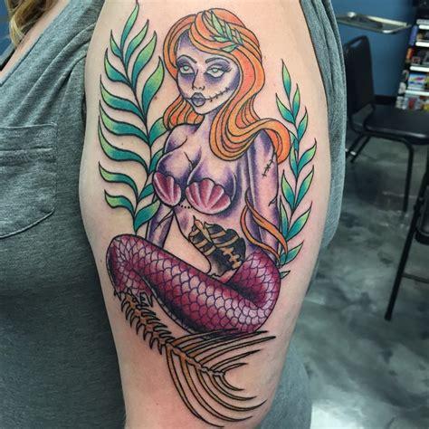little mermaid tattoo designs 35 creative mermaid tattoos designs meaning