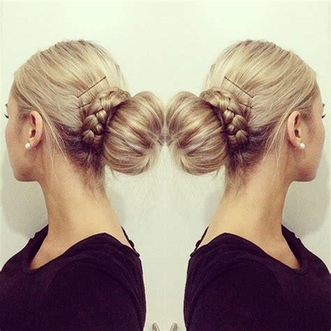 leuke haarstylen hair tutorial de donut knot
