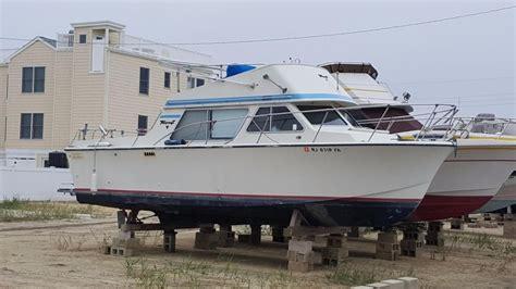 boats for sale on long beach island nj 1976 tollycraft 26 sedan power boat for sale www