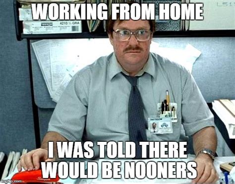 pics for gt working from home meme