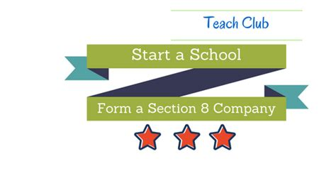 what is section 25 company start school in india with a section 8 section 25 company
