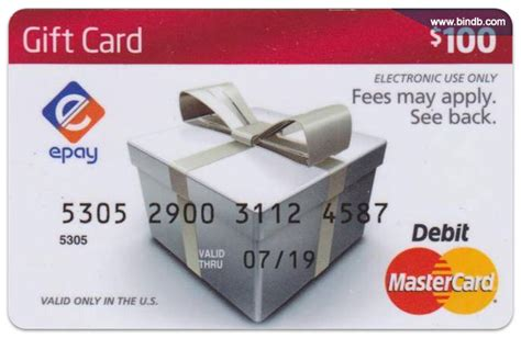Mastercard Virtual Gift Card - prepaid gift and virtual cards detection
