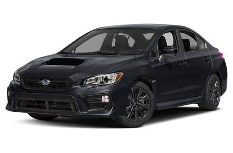 subaru sedan 2018 new 2018 subaru wrx price photos reviews safety