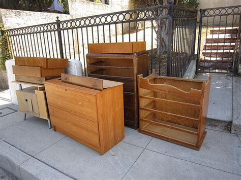 Furniture Apartment Dumpster Create Custom Storage Out Of Trash Picked Furniture My