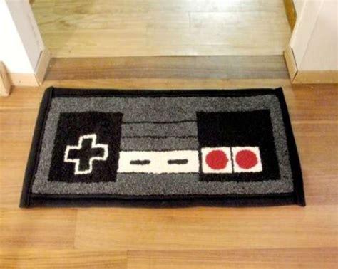 Karpet Ps4 80 s gamer carpets nintendo controller rug