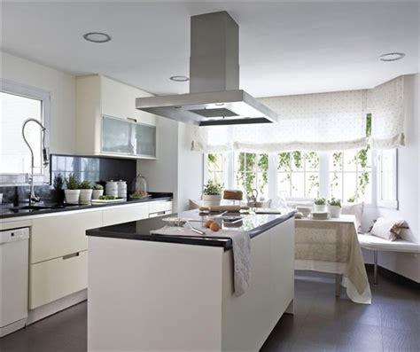 imagenes cocinas integrales blancas cocinas blancas beneficios ideas tendencias
