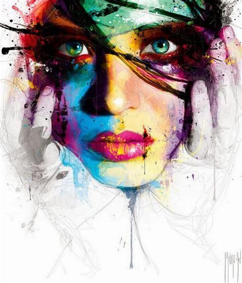 pinturas al oleo de rostros cuadros de caras de mujeres modernos obras al 211 leo de