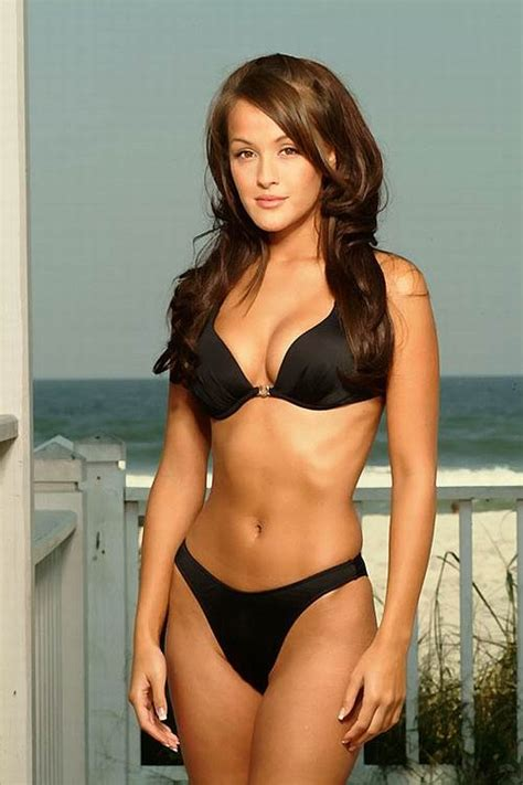 Crystal Lowe Black Bikini Lyles Movie Files