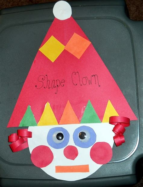 carnival crafts for to make 17 best images about crafts clowns on