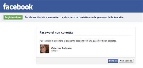 fb username facebook username information leakage il taccuino di