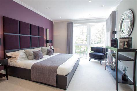 chambre gris et aubergine qeuls meubles couleur weng 233 et 224 quoi les associer 40 id 233 es